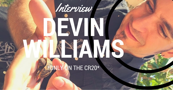DEVIN WILLIAMS 2016-WP