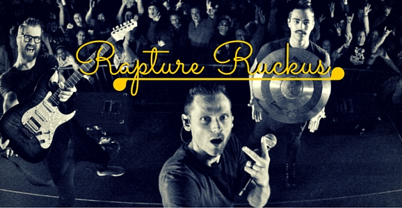 Rapture Ruckus - 2016 - WP