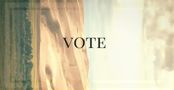 VOTE FOR YOUR FAVORITE SONG